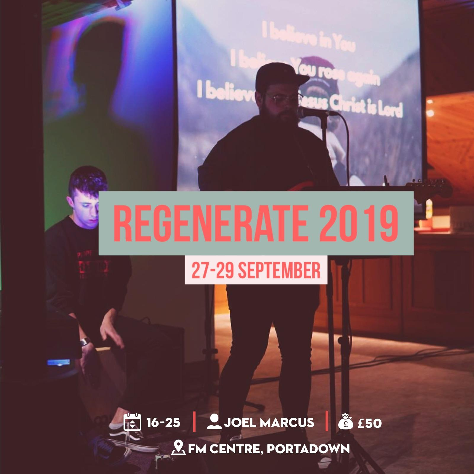regenerate-weekend